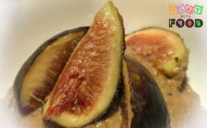 Fresh Figs & Chia Pudding