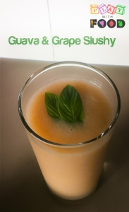 Grape & Guava Slushy by Play with Food