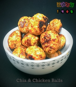 Chia & Chicken Balls | Why they are great for fussy kids | Play with Food